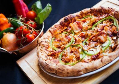 Notre délicieuse pizza spéciale