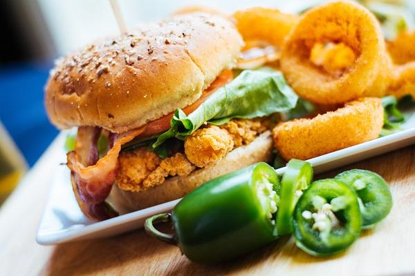 Hamburgers, Wraps & Sous-marins